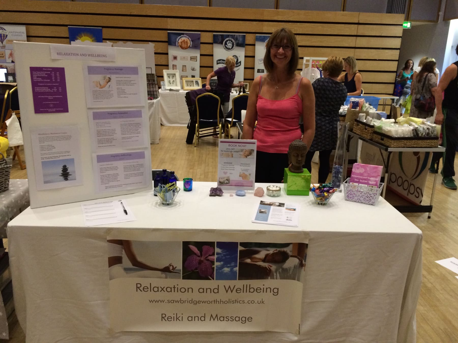 Reiki and Massage Sawbridgeworth